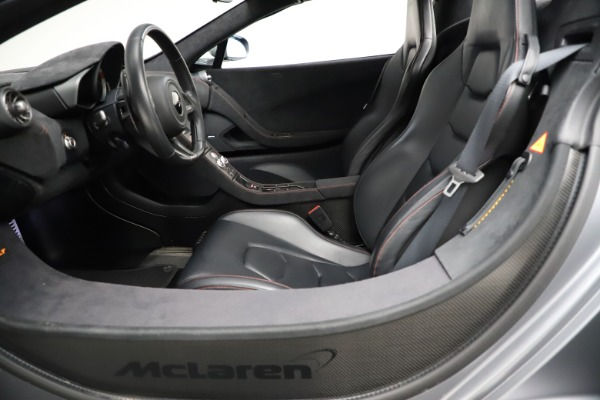 Used 2016 McLaren 675LT Spider for sale $275,900 at Bentley Greenwich in Greenwich CT 06830 23
