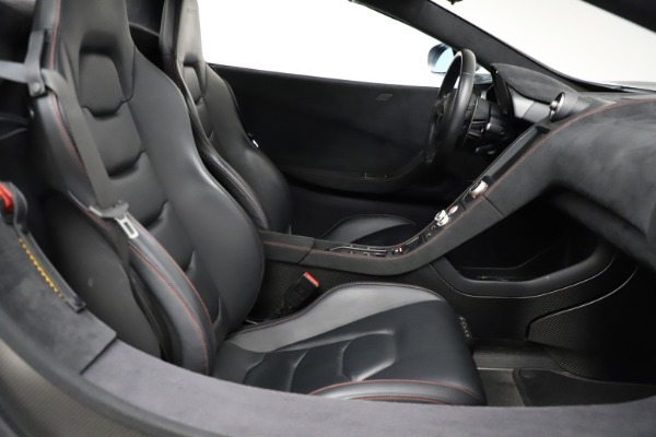 Used 2016 McLaren 675LT Spider for sale $275,900 at Bentley Greenwich in Greenwich CT 06830 26