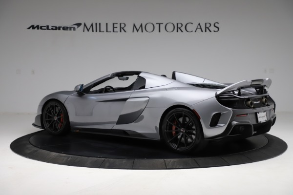 Used 2016 McLaren 675LT Spider for sale $275,900 at Bentley Greenwich in Greenwich CT 06830 3