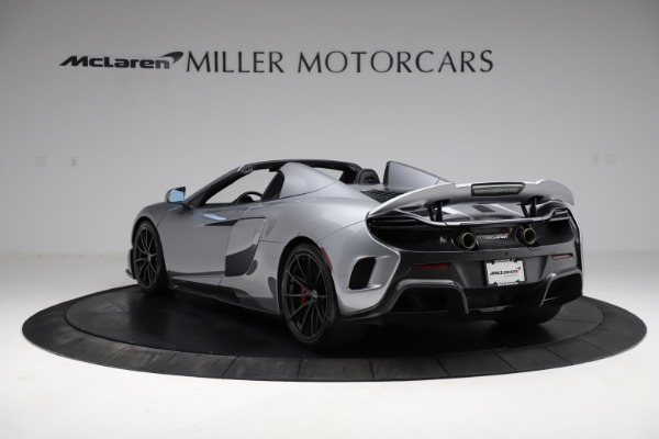 Used 2016 McLaren 675LT Spider for sale $275,900 at Bentley Greenwich in Greenwich CT 06830 4