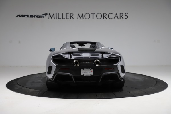 Used 2016 McLaren 675LT Spider for sale $275,900 at Bentley Greenwich in Greenwich CT 06830 5
