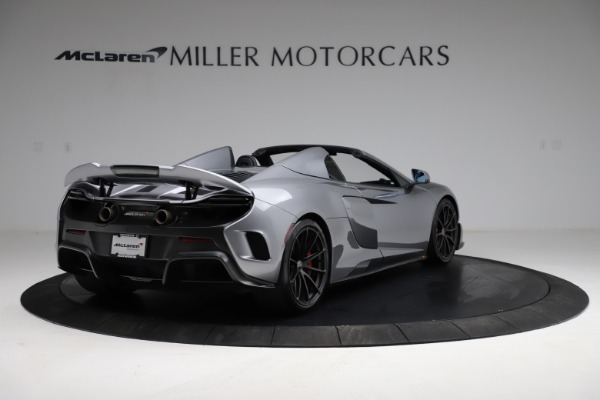 Used 2016 McLaren 675LT Spider for sale $275,900 at Bentley Greenwich in Greenwich CT 06830 6