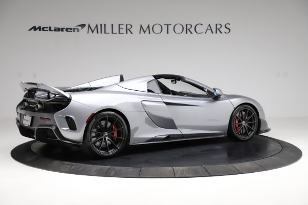 Used 2016 McLaren 675LT Spider for sale $275,900 at Bentley Greenwich in Greenwich CT 06830 7