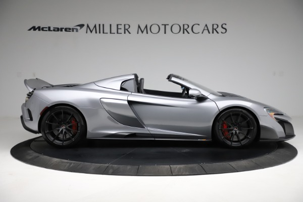 Used 2016 McLaren 675LT Spider for sale $275,900 at Bentley Greenwich in Greenwich CT 06830 8