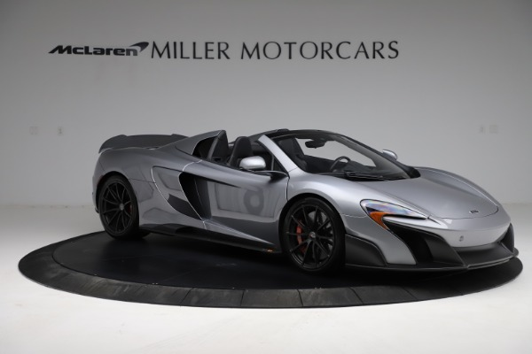 Used 2016 McLaren 675LT Spider for sale $275,900 at Bentley Greenwich in Greenwich CT 06830 9