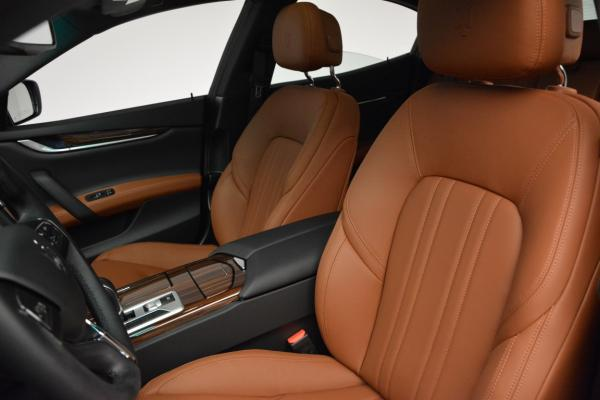 New 2016 Maserati Ghibli S Q4 for sale Sold at Bentley Greenwich in Greenwich CT 06830 16