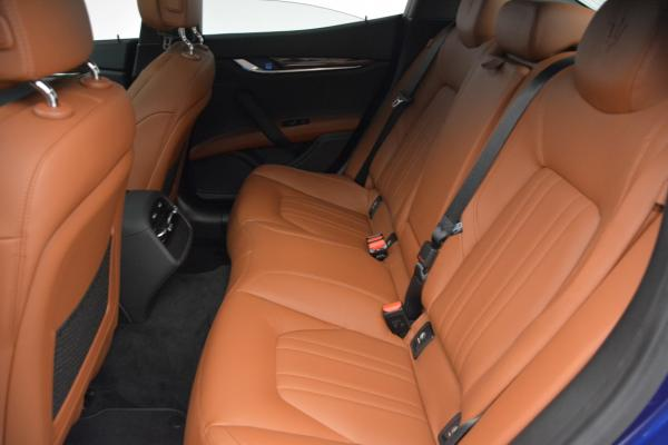 New 2016 Maserati Ghibli S Q4 for sale Sold at Bentley Greenwich in Greenwich CT 06830 23