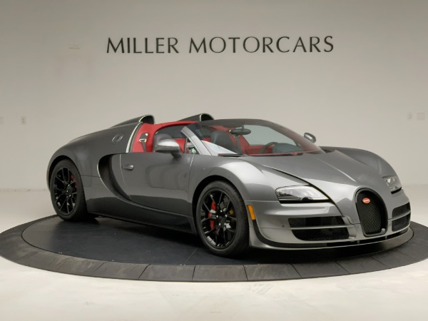 Used 2013 Bugatti Veyron 16.4 Grand Sport Vitesse for sale Call for price at Bentley Greenwich in Greenwich CT 06830 11