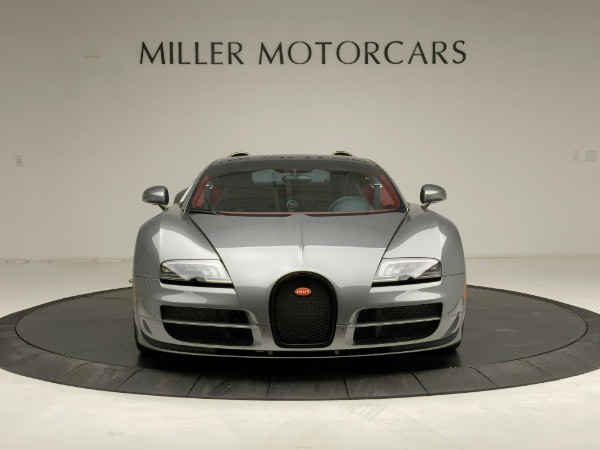 Used 2013 Bugatti Veyron 16.4 Grand Sport Vitesse for sale Call for price at Bentley Greenwich in Greenwich CT 06830 12