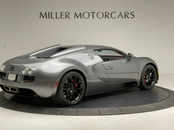 Used 2013 Bugatti Veyron 16.4 Grand Sport Vitesse for sale Call for price at Bentley Greenwich in Greenwich CT 06830 16