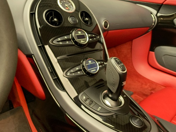 Used 2013 Bugatti Veyron 16.4 Grand Sport Vitesse for sale Call for price at Bentley Greenwich in Greenwich CT 06830 25