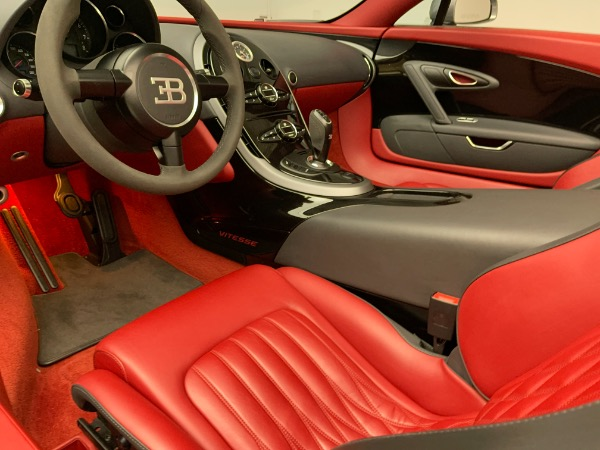 Used 2013 Bugatti Veyron 16.4 Grand Sport Vitesse for sale Call for price at Bentley Greenwich in Greenwich CT 06830 26