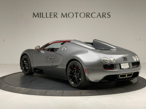 Used 2013 Bugatti Veyron 16.4 Grand Sport Vitesse for sale Call for price at Bentley Greenwich in Greenwich CT 06830 5