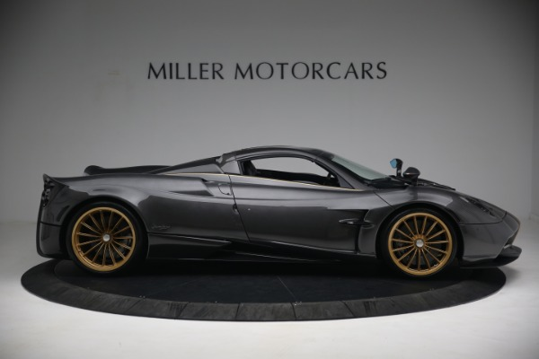 Used 2017 Pagani Huayra Roadster for sale Call for price at Bentley Greenwich in Greenwich CT 06830 15
