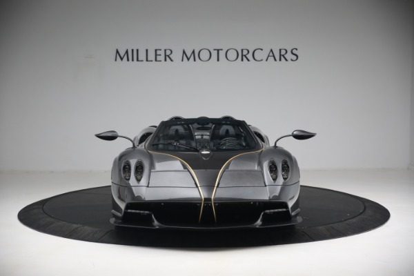Used 2017 Pagani Huayra Roadster for sale Call for price at Bentley Greenwich in Greenwich CT 06830 17