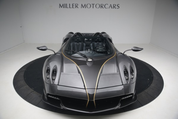 Used 2017 Pagani Huayra Roadster for sale Call for price at Bentley Greenwich in Greenwich CT 06830 20