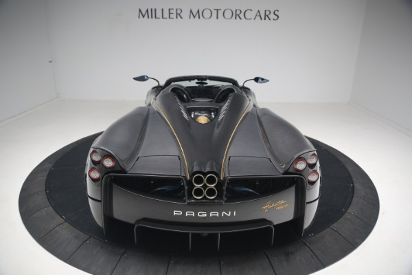 Used 2017 Pagani Huayra Roadster for sale Call for price at Bentley Greenwich in Greenwich CT 06830 21