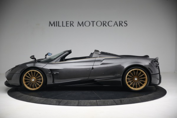 Used 2017 Pagani Huayra Roadster for sale Call for price at Bentley Greenwich in Greenwich CT 06830 3