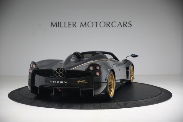 Used 2017 Pagani Huayra Roadster for sale Call for price at Bentley Greenwich in Greenwich CT 06830 7