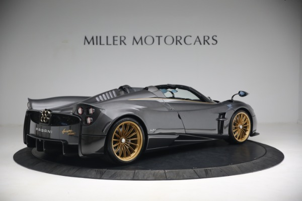 Used 2017 Pagani Huayra Roadster for sale Call for price at Bentley Greenwich in Greenwich CT 06830 8