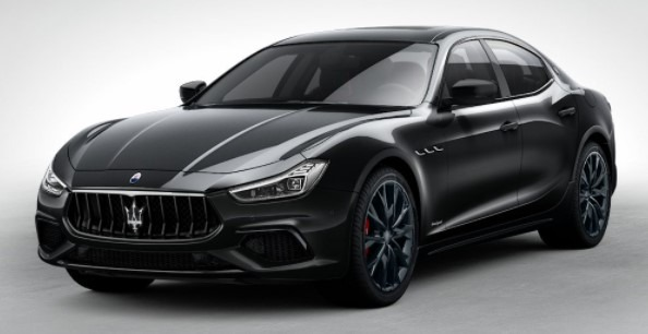 New 2021 Maserati Ghibli S Q4 GranSport for sale $97,985 at Bentley Greenwich in Greenwich CT 06830 1