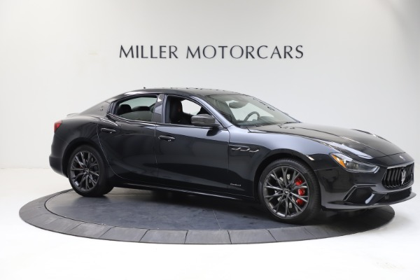 New 2021 Maserati Ghibli S Q4 GranSport for sale $100,285 at Bentley Greenwich in Greenwich CT 06830 11