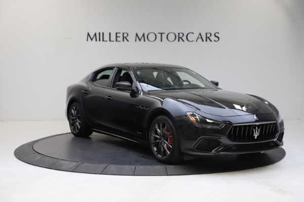 New 2021 Maserati Ghibli S Q4 GranSport for sale $100,285 at Bentley Greenwich in Greenwich CT 06830 12