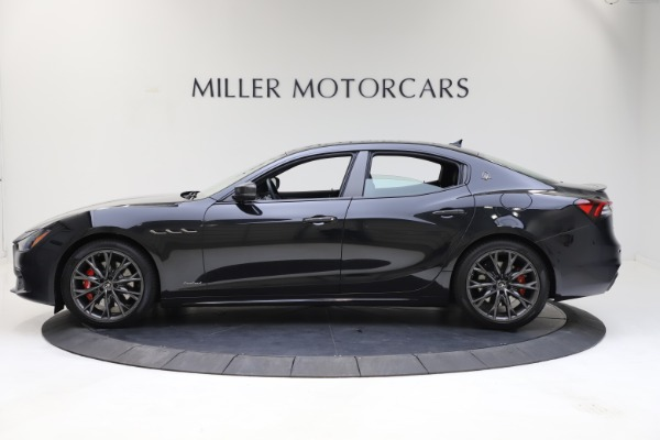 New 2021 Maserati Ghibli S Q4 GranSport for sale $100,285 at Bentley Greenwich in Greenwich CT 06830 3
