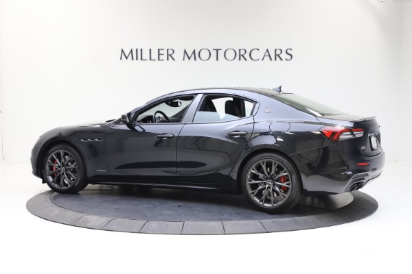 New 2021 Maserati Ghibli S Q4 GranSport for sale $100,285 at Bentley Greenwich in Greenwich CT 06830 4