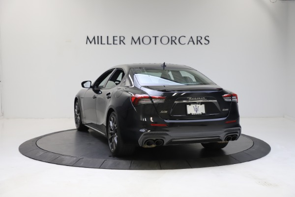 New 2021 Maserati Ghibli S Q4 GranSport for sale $100,285 at Bentley Greenwich in Greenwich CT 06830 6