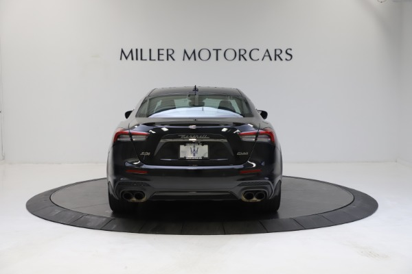 New 2021 Maserati Ghibli S Q4 GranSport for sale $100,285 at Bentley Greenwich in Greenwich CT 06830 7