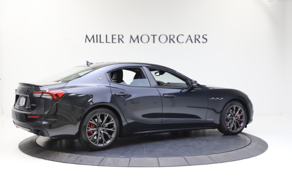 New 2021 Maserati Ghibli S Q4 GranSport for sale $100,285 at Bentley Greenwich in Greenwich CT 06830 9