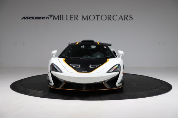 New 2020 McLaren 620R for sale Call for price at Bentley Greenwich in Greenwich CT 06830 10