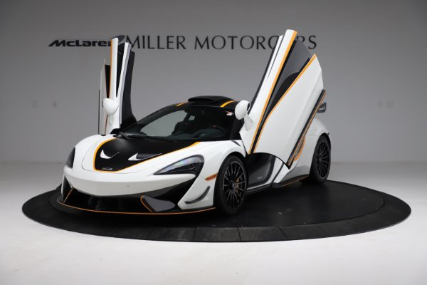 New 2020 McLaren 620R for sale Call for price at Bentley Greenwich in Greenwich CT 06830 11