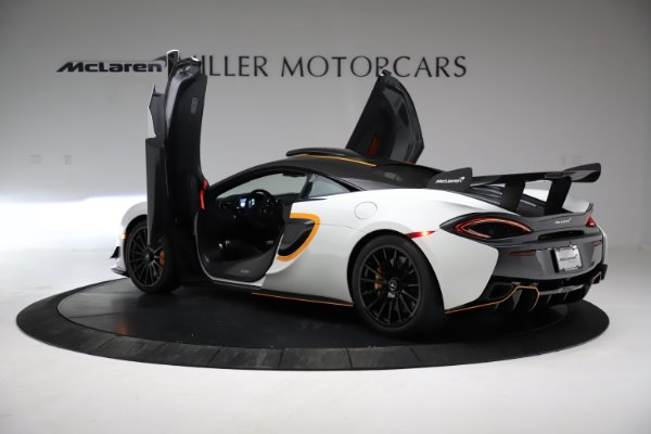 New 2020 McLaren 620R for sale Call for price at Bentley Greenwich in Greenwich CT 06830 12