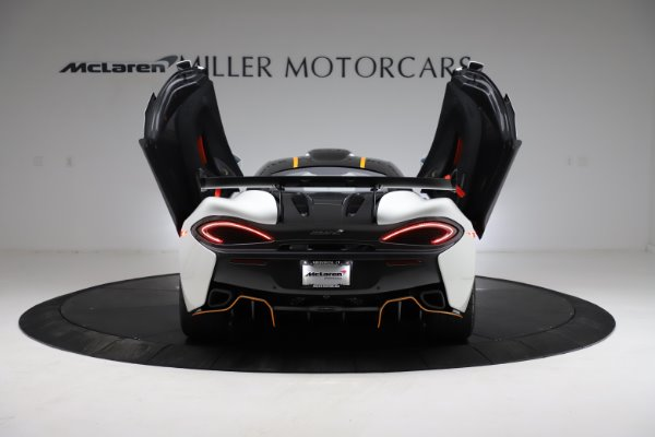 New 2020 McLaren 620R for sale Call for price at Bentley Greenwich in Greenwich CT 06830 13