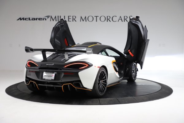 New 2020 McLaren 620R for sale Call for price at Bentley Greenwich in Greenwich CT 06830 14