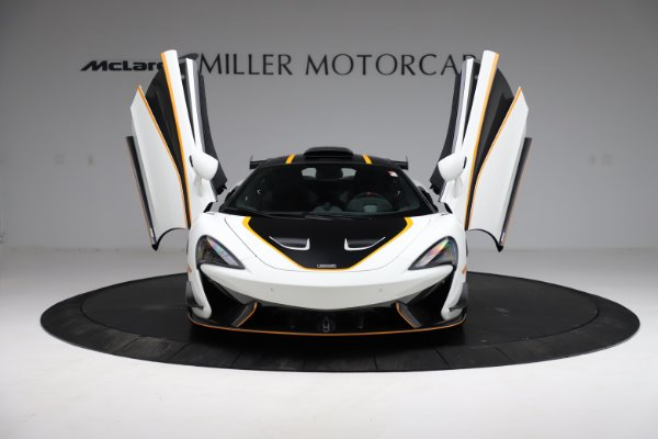 New 2020 McLaren 620R for sale Call for price at Bentley Greenwich in Greenwich CT 06830 16