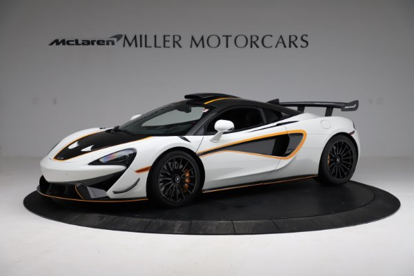 New 2020 McLaren 620R for sale Call for price at Bentley Greenwich in Greenwich CT 06830 2