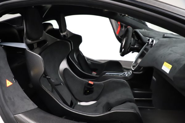 New 2020 McLaren 620R for sale Call for price at Bentley Greenwich in Greenwich CT 06830 21