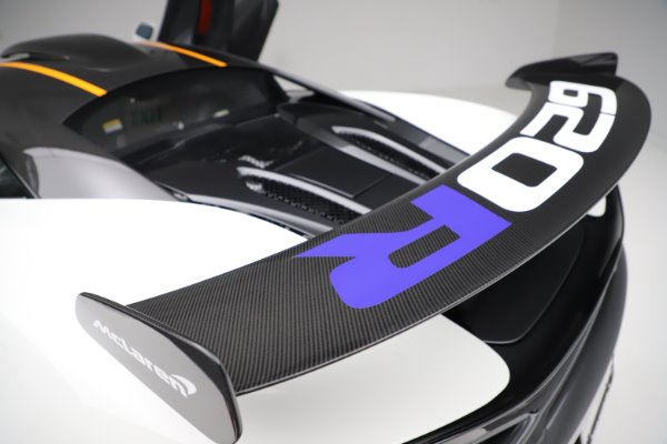 New 2020 McLaren 620R for sale Call for price at Bentley Greenwich in Greenwich CT 06830 25