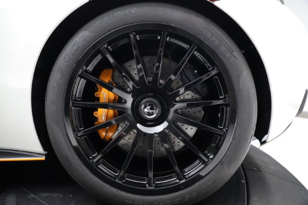 New 2020 McLaren 620R for sale Call for price at Bentley Greenwich in Greenwich CT 06830 28