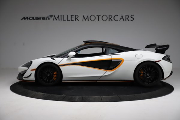 New 2020 McLaren 620R for sale Call for price at Bentley Greenwich in Greenwich CT 06830 3