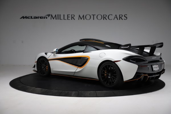 New 2020 McLaren 620R for sale Call for price at Bentley Greenwich in Greenwich CT 06830 4