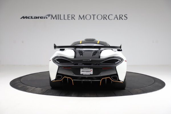 New 2020 McLaren 620R for sale Call for price at Bentley Greenwich in Greenwich CT 06830 5