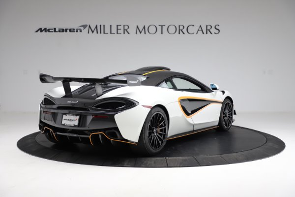 New 2020 McLaren 620R for sale Call for price at Bentley Greenwich in Greenwich CT 06830 6