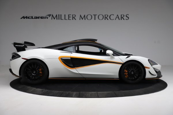 New 2020 McLaren 620R for sale Call for price at Bentley Greenwich in Greenwich CT 06830 7