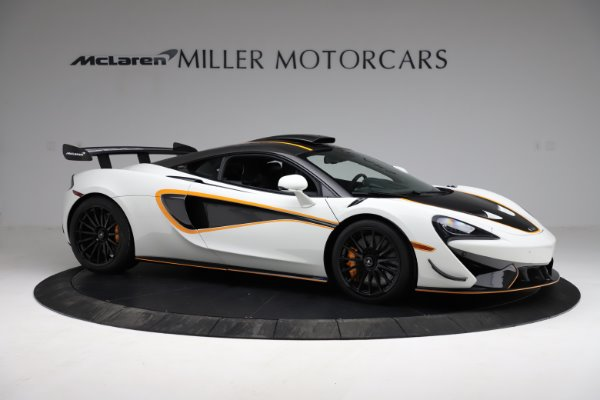 New 2020 McLaren 620R for sale Call for price at Bentley Greenwich in Greenwich CT 06830 8