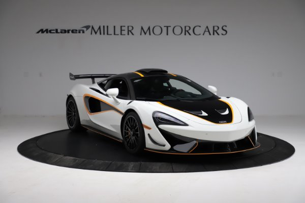 New 2020 McLaren 620R for sale Call for price at Bentley Greenwich in Greenwich CT 06830 9