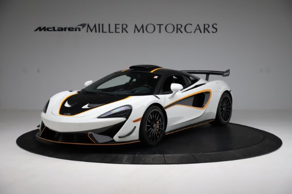 New 2020 McLaren 620R for sale Call for price at Bentley Greenwich in Greenwich CT 06830 1